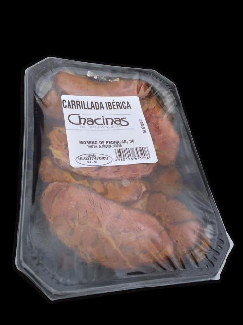 Carrillada Ibérica en aceite de oliva_Chacinas de Villanueva