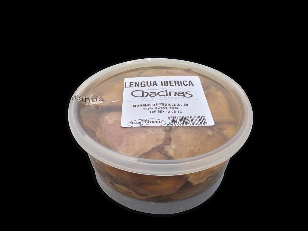 Lengua Ibérica en aceite de oliva_Chacinas de Villanueva